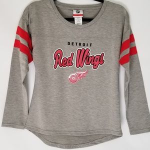 Nwt, Red Wings shirt